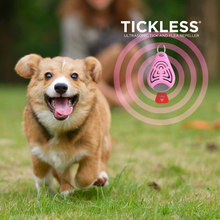 Load image into Gallery viewer, Tickless Ultrasonic Tick & Flea Repeller