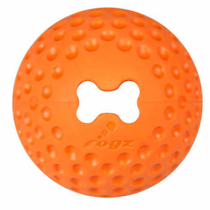 ROGZ Gumz Ball Treat Dog Toy