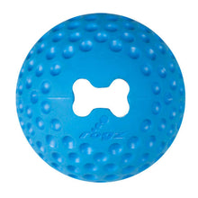 Load image into Gallery viewer, ROGZ Gumz Ball Treat Dog Toy
