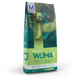 Montego WUMA! Puppy Food