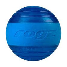 Load image into Gallery viewer, ROGZ Squeek Fetch Ball for Dogs