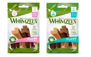 WHIMZEES Puppy Daily Dental Treat - 14pc Weekly Bag XSmall / Small