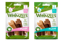 Load image into Gallery viewer, WHIMZEES Puppy Daily Dental Treat - 7pc Weekly Bag Medium / Large