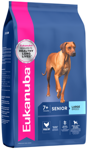 Eukanuba SENIOR Large Breed Dog Food - 15kg