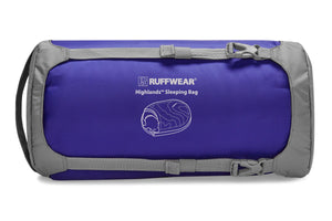 Ruffwear Highlands Backpacking Sleeping Bag Huckleberry Blue