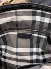 Load and play video in Gallery viewer, Burberry Satchel Handbag