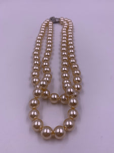 Pearl (like) Necklace