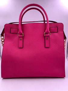 Michael Kors Leather Large Satchel