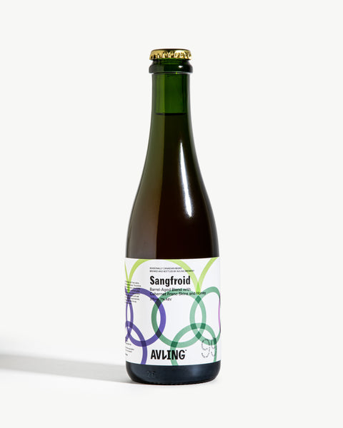 Sangfroid Barrel Aged Blend