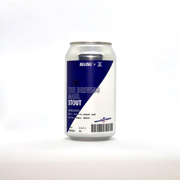 Toronto Arrows x Avling Driving Maul Stout