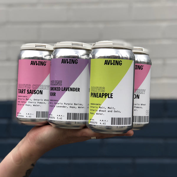 Avling Sour Mixed 6-Pack