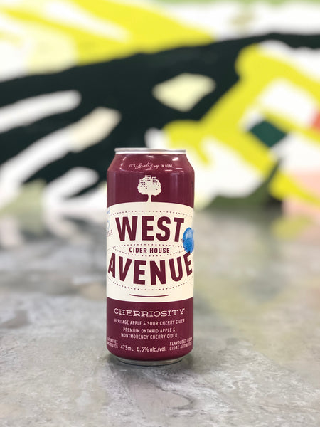 West Avenue Cider Cherriosity