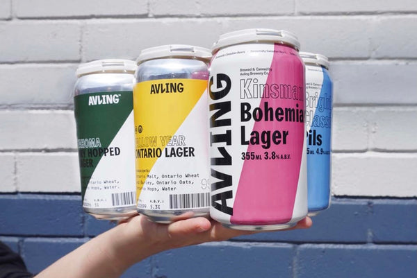 Avling Lager Mixed 6-Pack