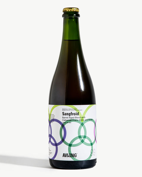 Sangfroid Barrel Aged Blend - 750ml