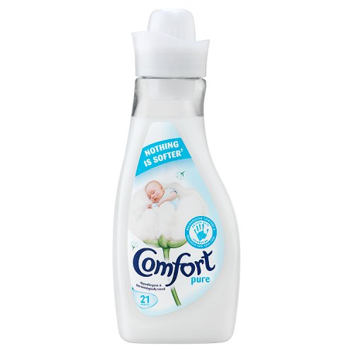 Comfort Concentrate Pure Fabric Conditioner, 21 Washes