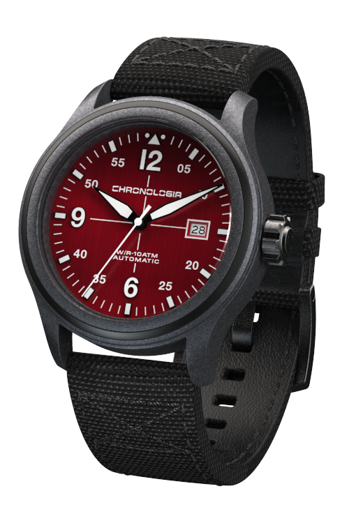 Chronologia Pilot Red