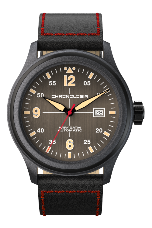 Chronologia Pilot Warm Grey