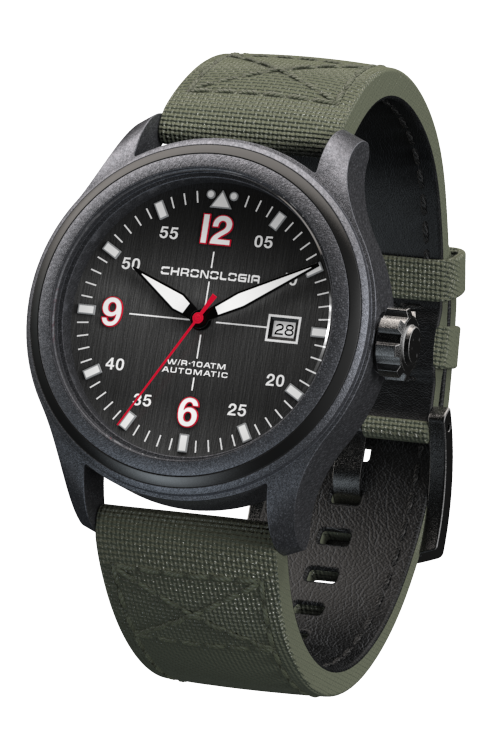 Chronologia Pilot Black