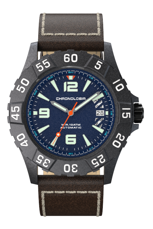 Chronologia Climber Satin Dark Blue