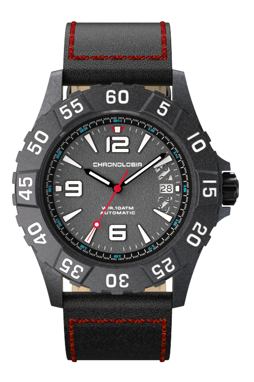 Chronologia Climber Satin Grey