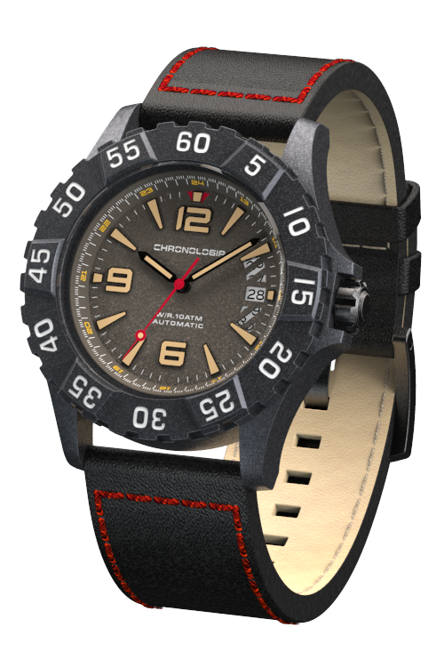 Chronologia Climber Satin Warm Grey