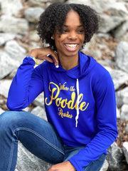 Where the Poodles Resides hoodie  pullover
