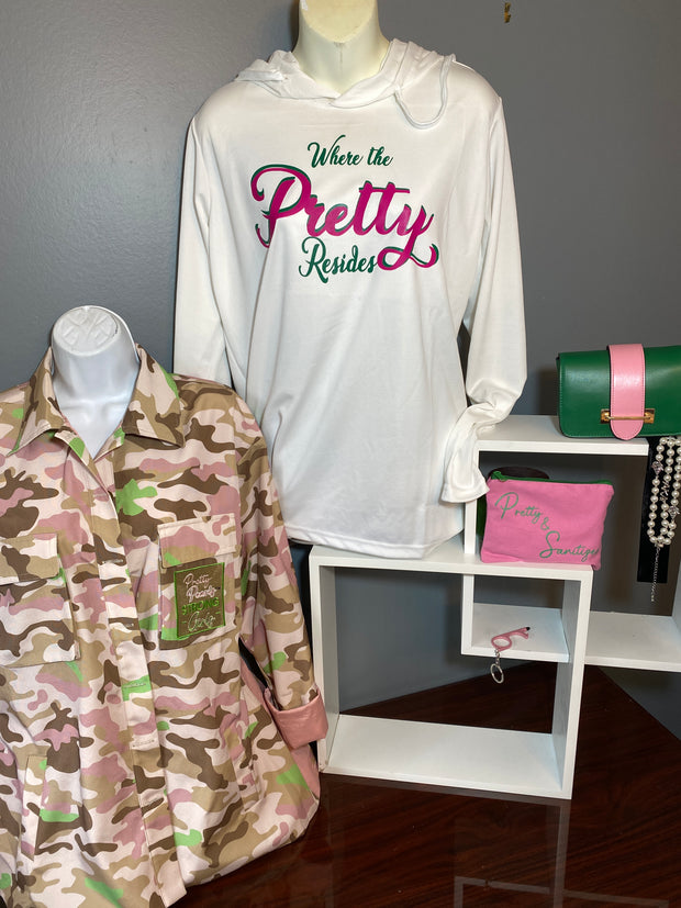 AKA  Crossing Package 2- Camo and Pretty -Value $167