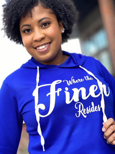 Where the Finer Resides Hoodie