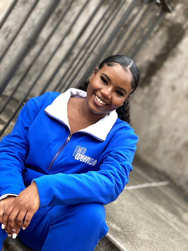 Reversible Finer Woman Pullover