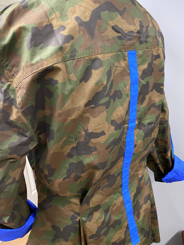 Jack and Jill Mom Camo Jacket