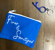 """Sanitized"" pouch set"