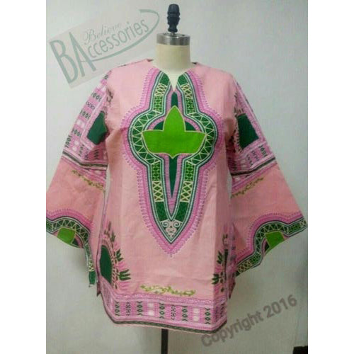 AKA Long Sleeve Dashiki