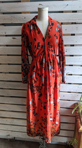 60's 'Leisure Lady' Maxi Dress