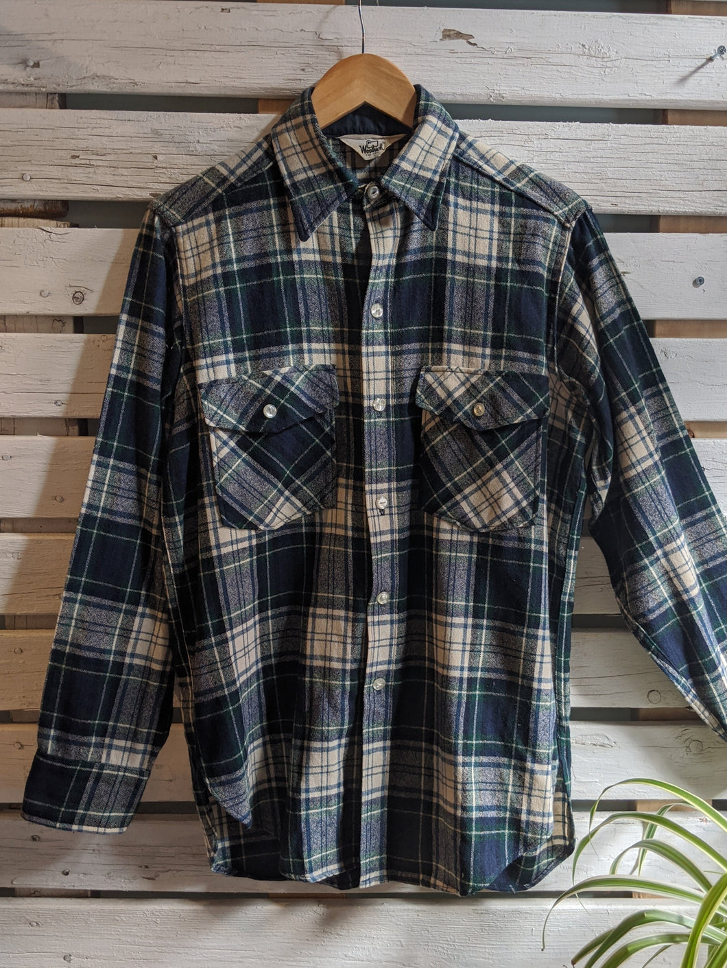 'Woolrich' Wool Flannel