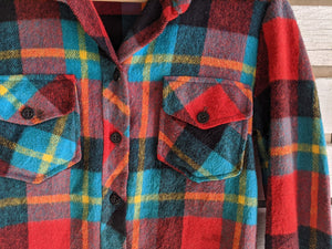 Beautifully Structured Flannel