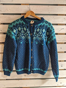 Norwegian-Esque Cardigan