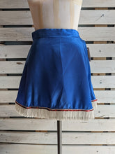 Load image into Gallery viewer, Rodeo Fringe Mini Skirt