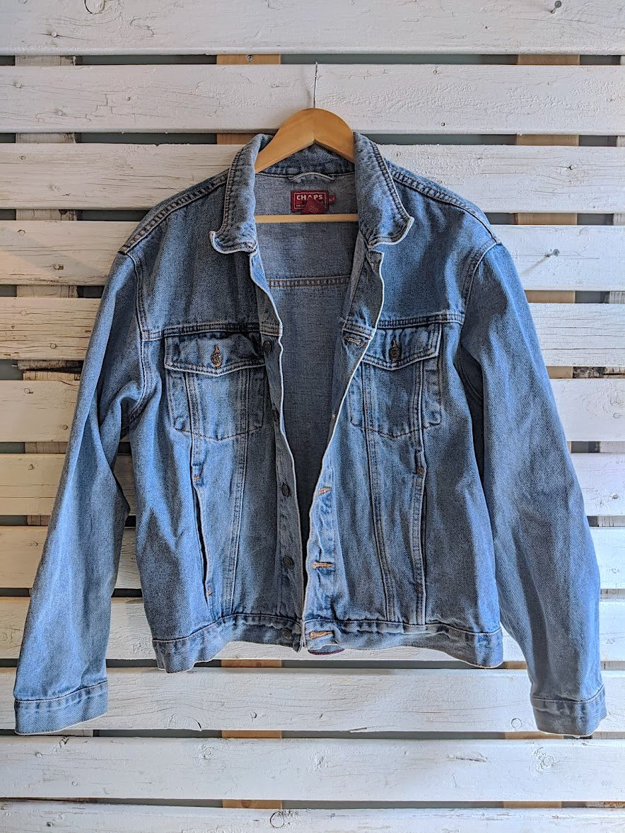 'Chaps' Denim Jacket