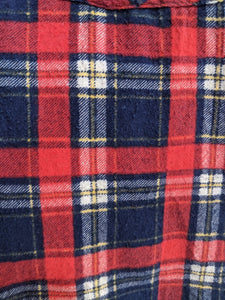 80's Cotton flannel