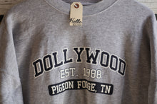 Load image into Gallery viewer, DOLLYWOOD Varsity Crewneck