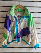 Load image into Gallery viewer, 90's 'East West' Windbreaker