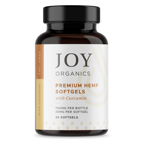 JOY Softgels with Curcumin for Joint Support - Alter-Native