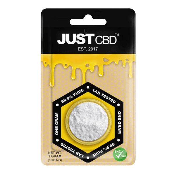 JustCBD Isolate Powder - Alter-Native