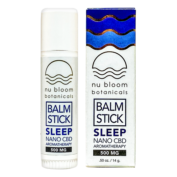 Nu Bloom Nano CBD Balm Stick - Sleep - Alter-Native
