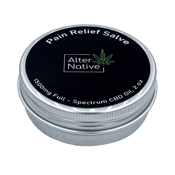 Alter Native Pain Relief Salve - Alter-Native