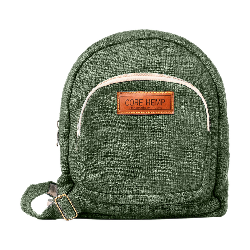 Core Hemp Mini Backpack - Alter-Native
