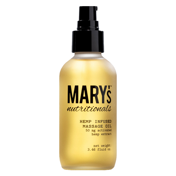 Mary's Massage Oil - Alter-Native