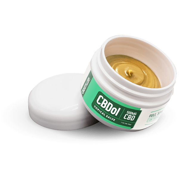 CBDistillery CBDol Topical Salve - Alter-Native