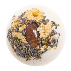 Life Flower Crystal Vision Bath Bomb - Alter-Native