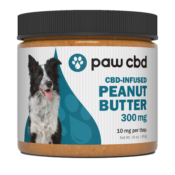 Paw CBD Peanut Butter for Dogs - Alter-Native